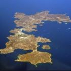 Patmos - Vista de Cima