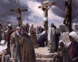 Onde nosso Senhor foi Crucificado